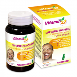 VITAMIN'22 SPECIFIQUE HOMME